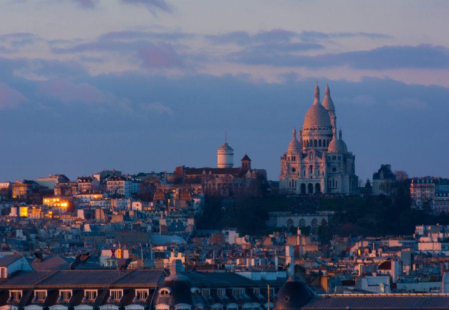 best paris views