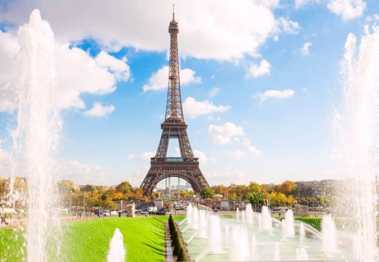 20 Places To Go For The Best Views of The Eiffel Tower (+ A Free Map to Find Them)