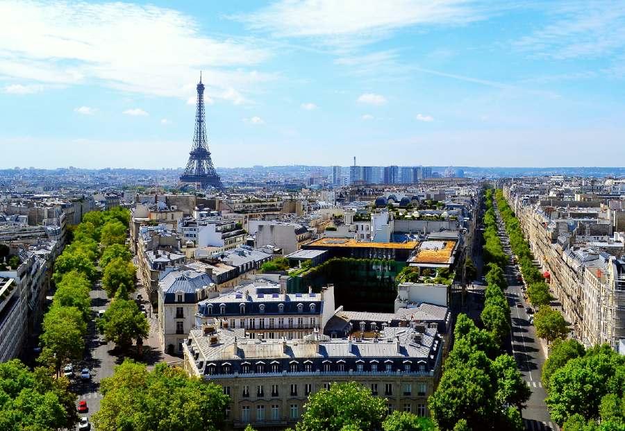 best view paris