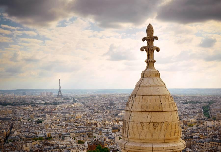 best views of the Eiffel towe