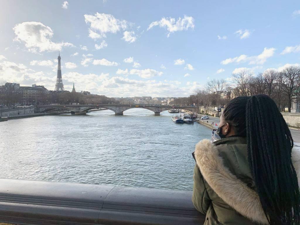panoramic views of paris