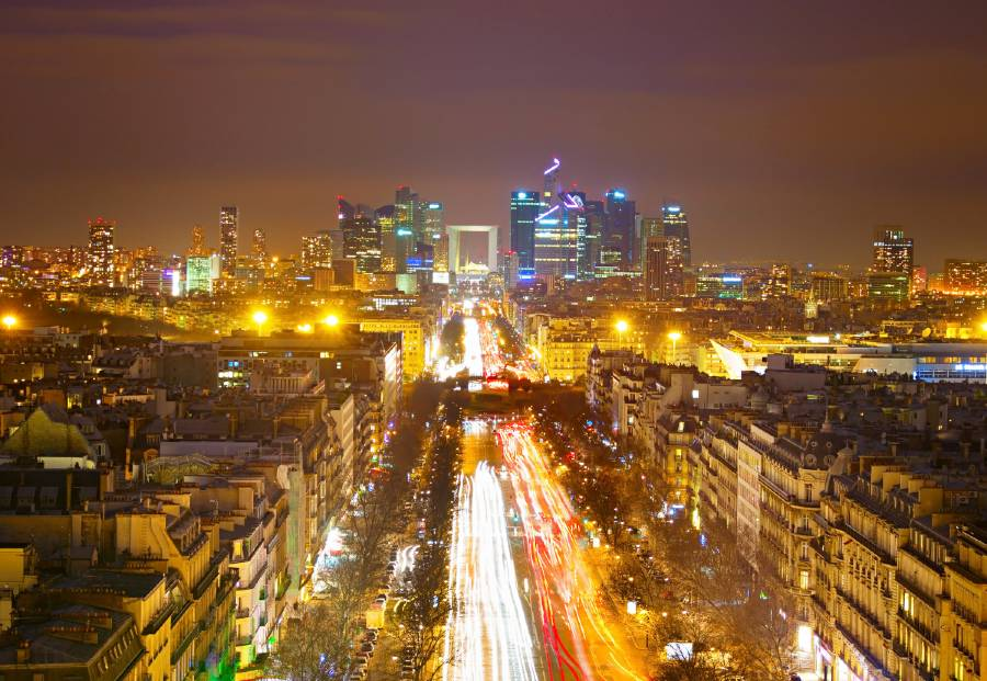 things to do at night in paris