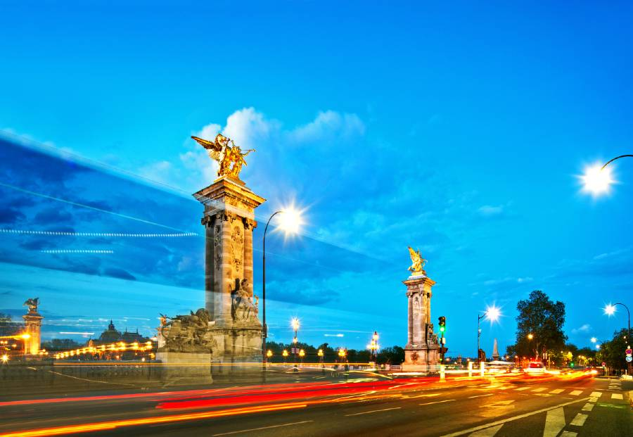 things to do at night in paris (