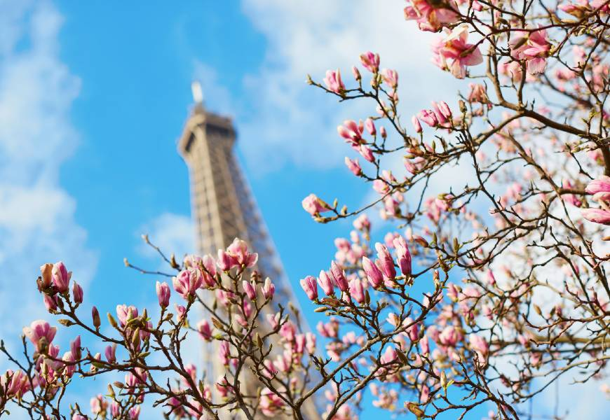 things to do in paris in spring