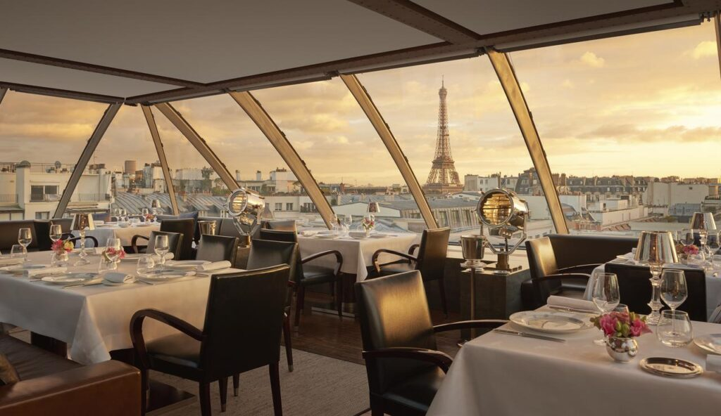The Peninsula Paris Hotel is one of the Best Hotels with Eiffel Tower View in Paris