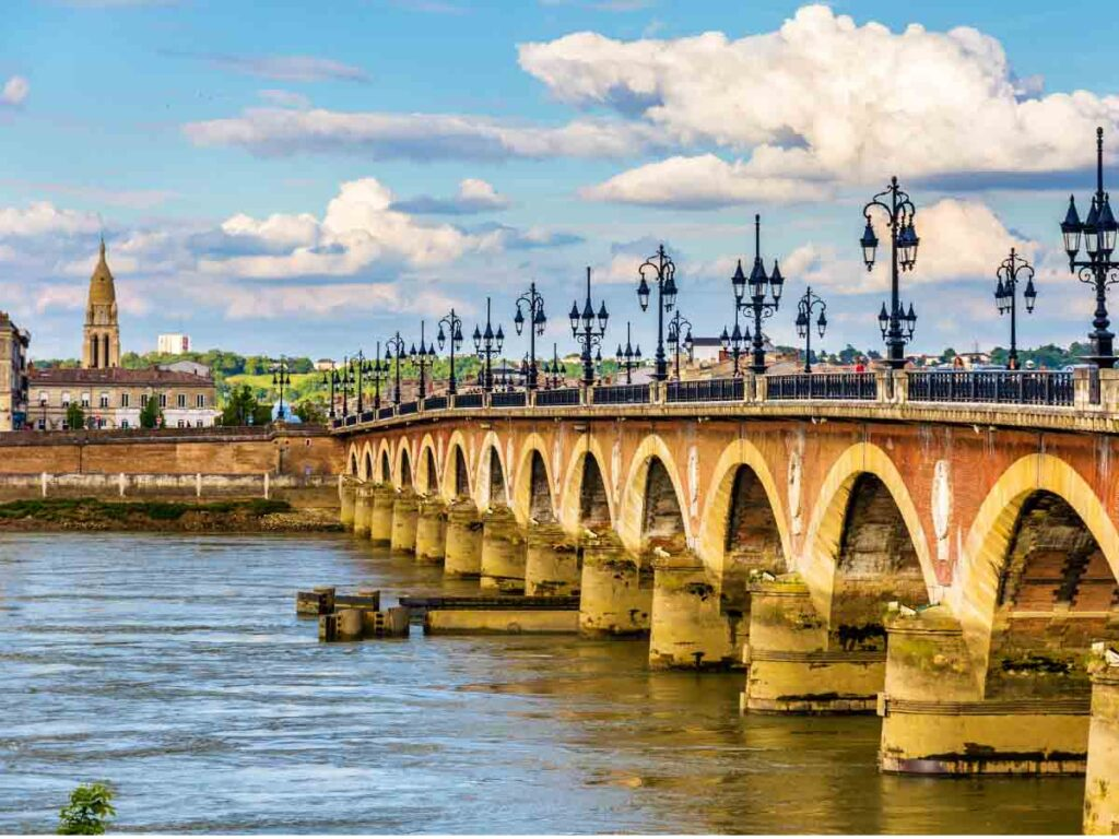 Bordeaux is one of the best weekend trips from Paris by train