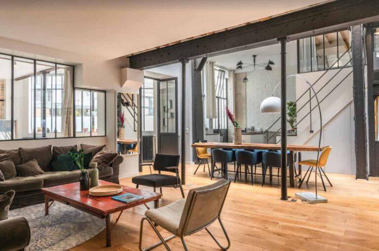 12 Luxury Vacation Rentals in Paris, France
