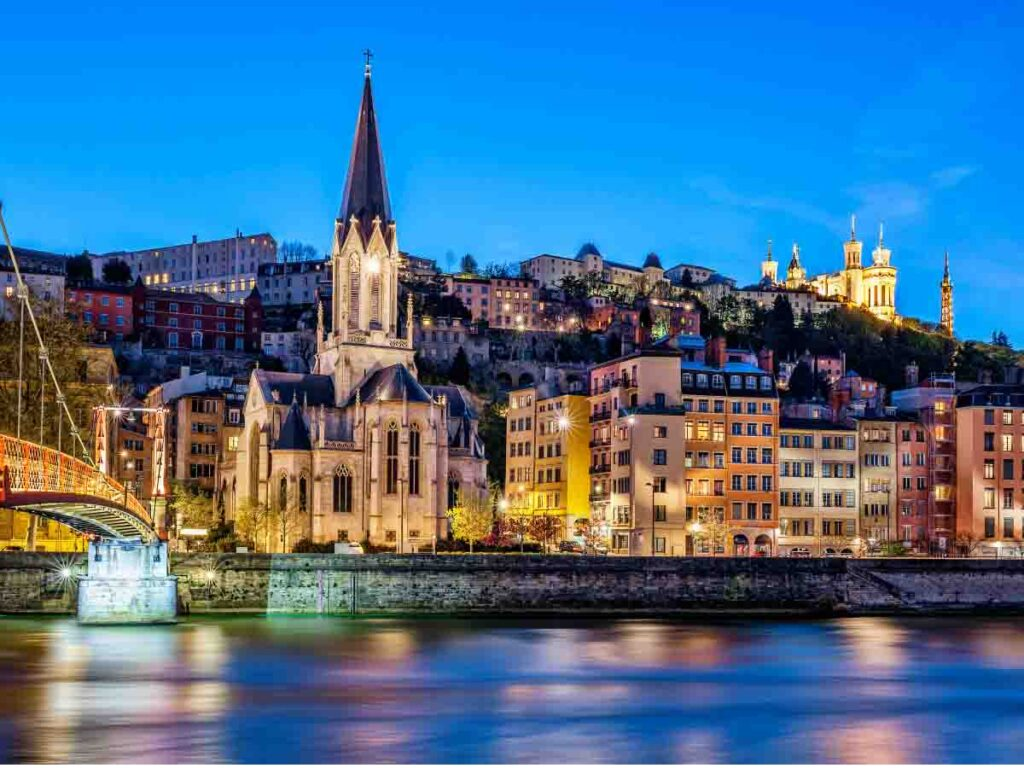 Lyon is one of the best weekend trips from Paris