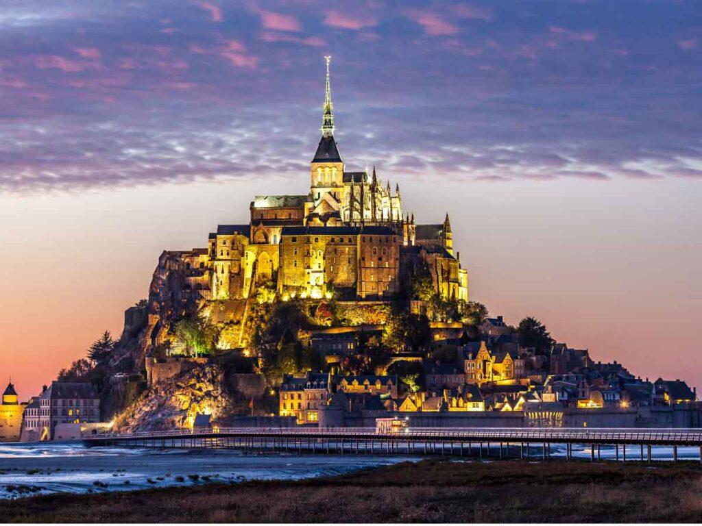 Mont Saint-Michel - an epic weekend getaway from Paris