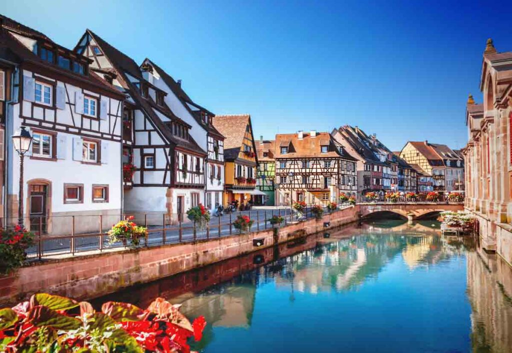 Strasbourg is one of the best weekend trips from Paris