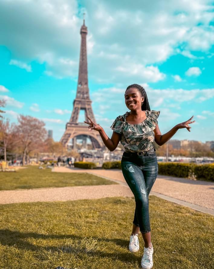 Trocadero is one of the best Eiffel Tower photo spots