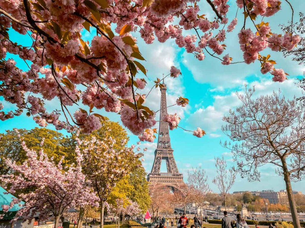Tips for visiting Paris for the first time