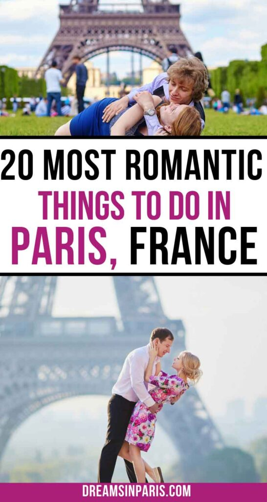 Planning a romantic escape to Paris with your loved one but not sure what to do? Here are the most romantic things to do in Paris that you'll enjoy. | Paris romantic things to do| most romantic places in Paris| Paris romantic places| romantic places to stay in Paris| Paris beautiful romantic places| romantic spots in Paris| Paris romantic spots| romantic activities in Paris| romantic Paris trip| things for couples to do in Paris| couple things to do in Paris| romance in Paris